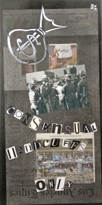 October 13, 2011 Consensual handcuffs only.