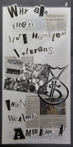 November 13, 2011 Why are there more homeless veterans than wealthy Americans?