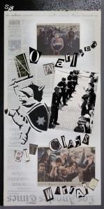 November 21, 2011 No warfare but class warfare.